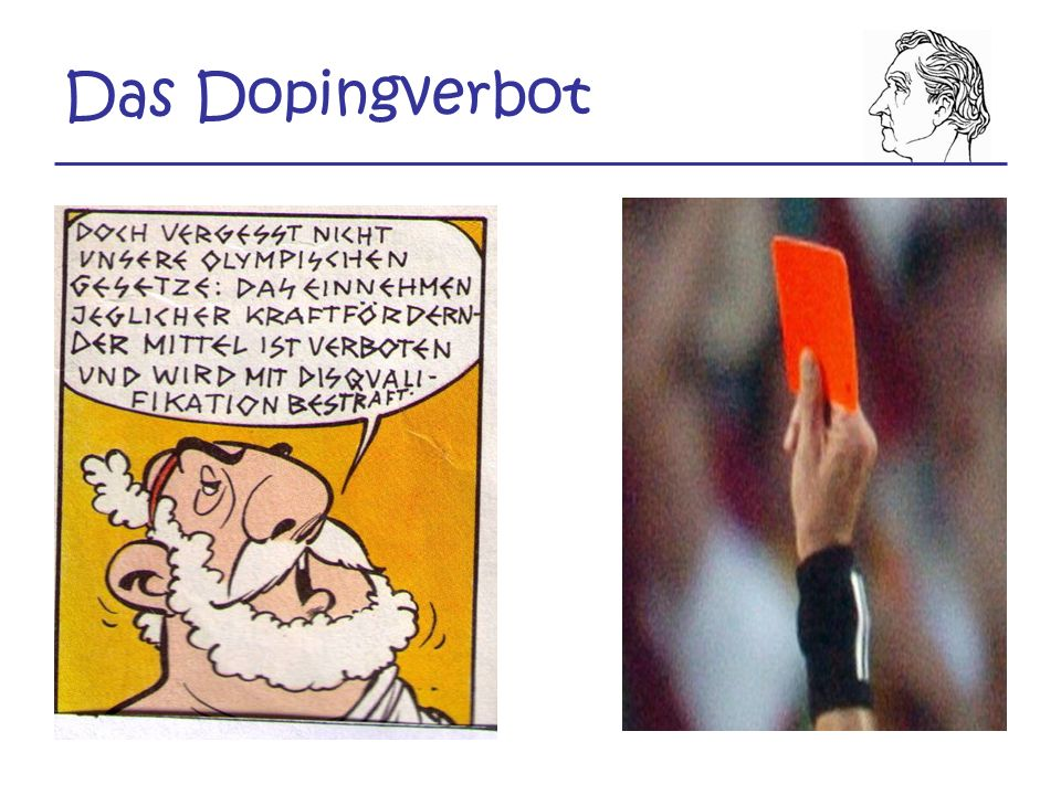 Was ist Doping .