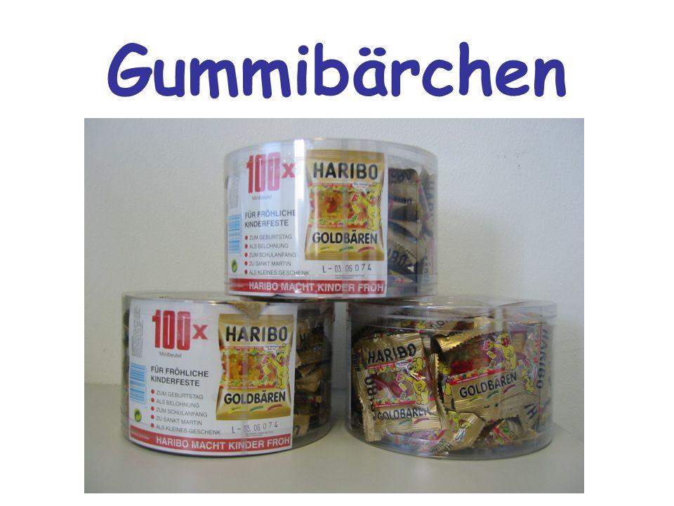 Gummibärchen