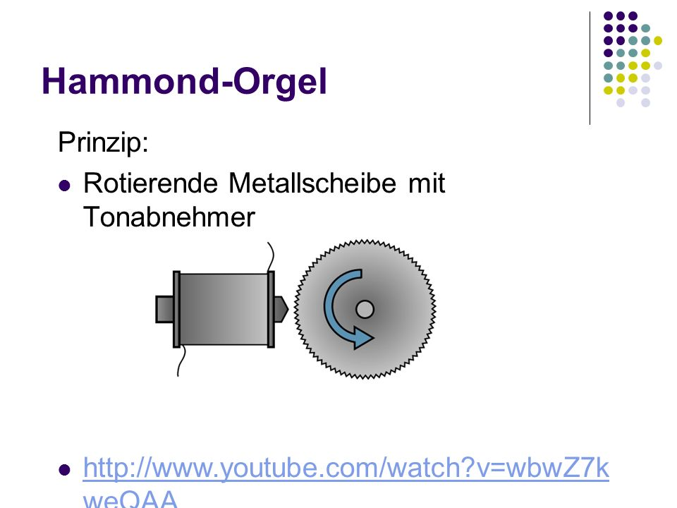 Hammond-Orgel