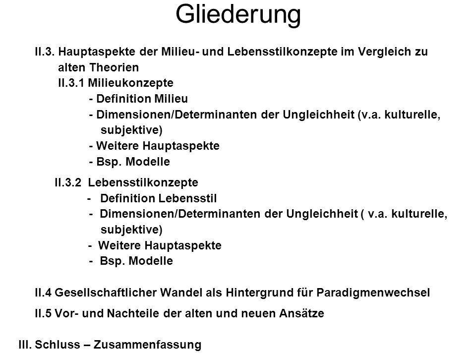 Gliederung II.3.