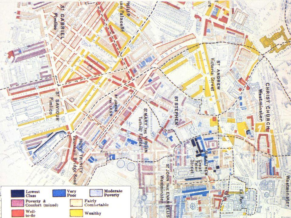 Empirische Sozialforschung Geschichte der Soziologie 9 Charles Booths Untersuchung zur Lage der Arbeiter Londons Resultate