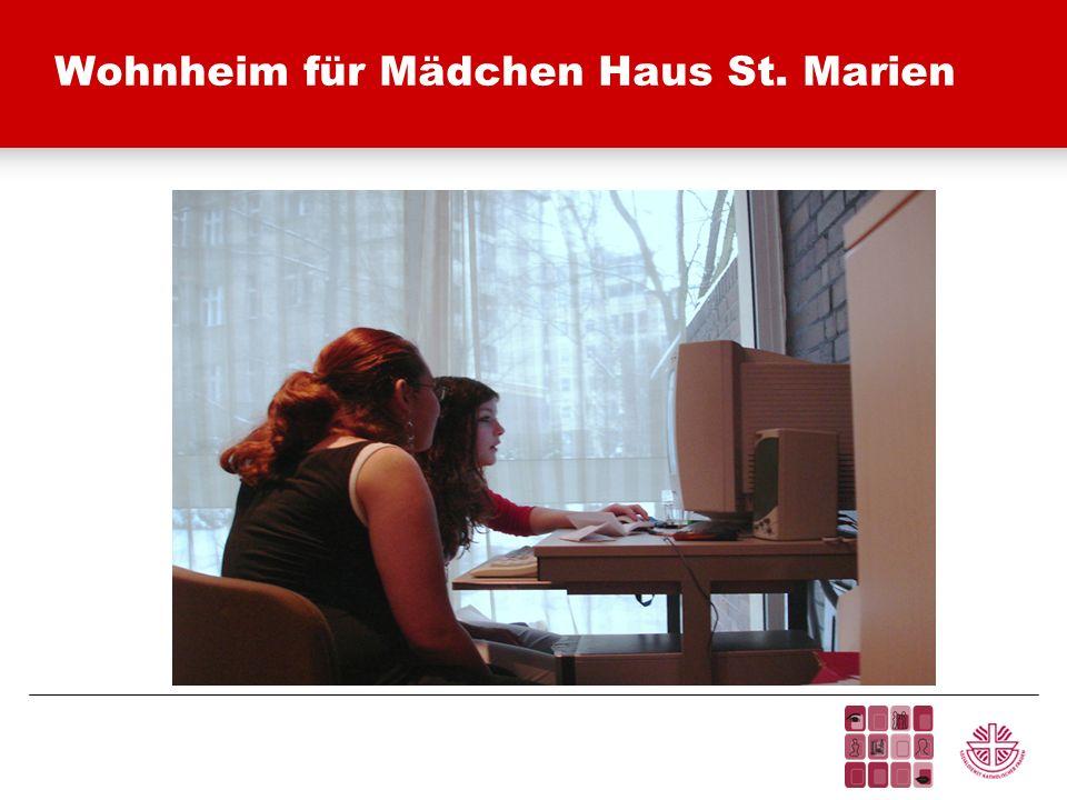 Die Einrichtung – Jugendhilfeangebote St.Marien St.