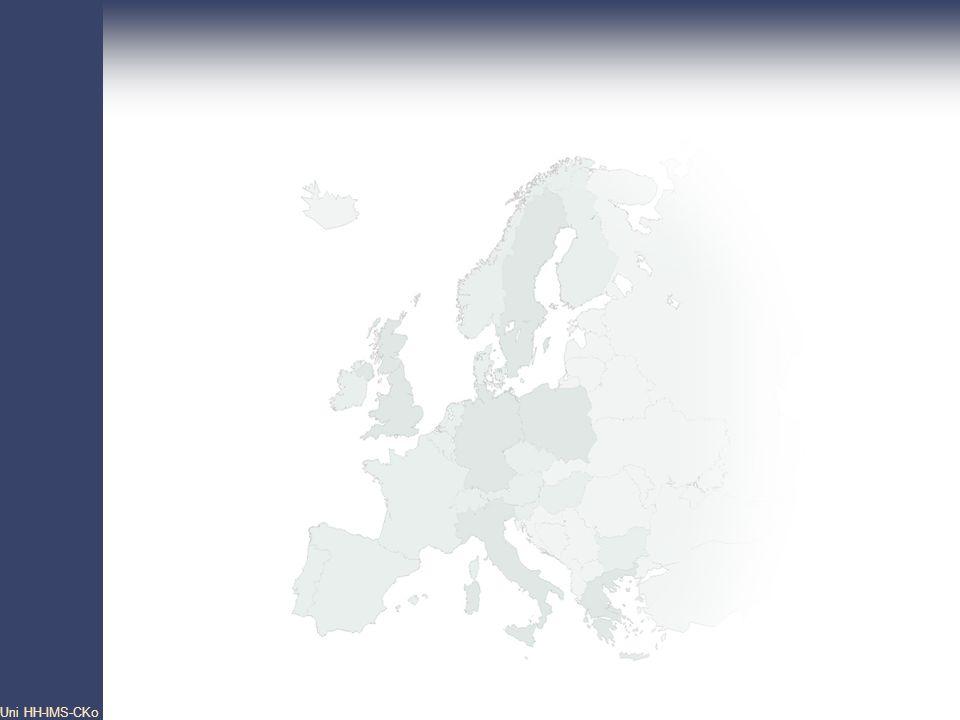 Pan- European Network Core Group Uni HH-IMS-CKo 12 Was ist bekannt.