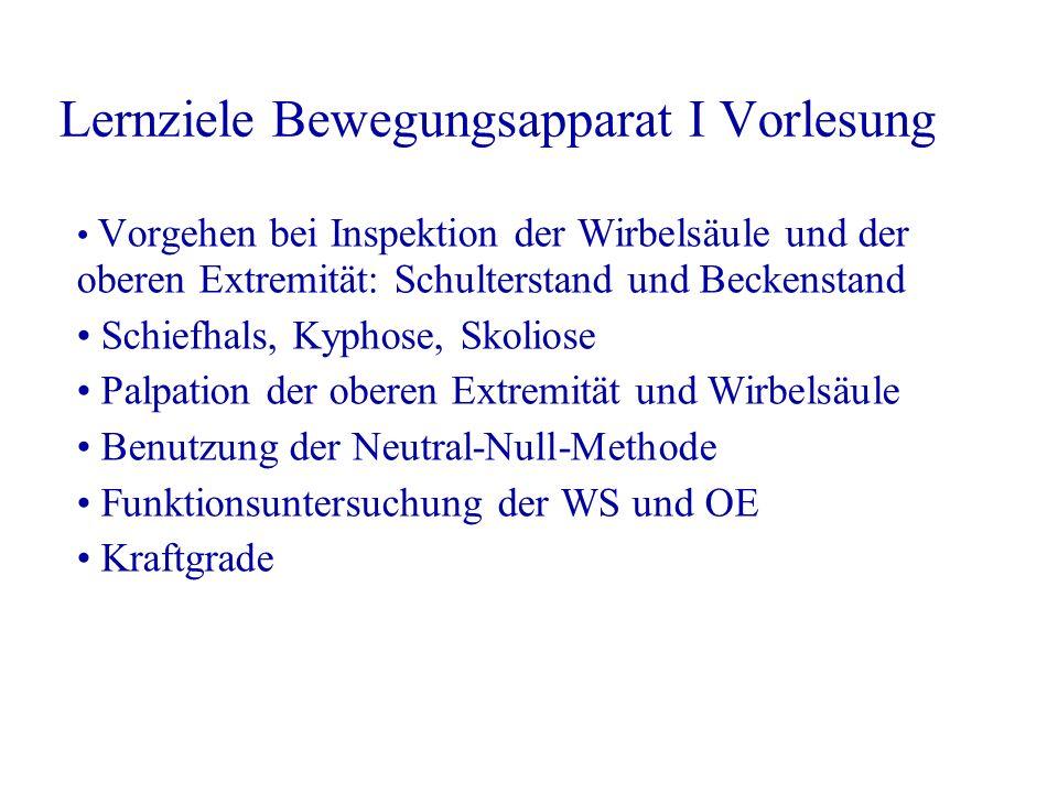 Rotation obere HWS (C1/2)