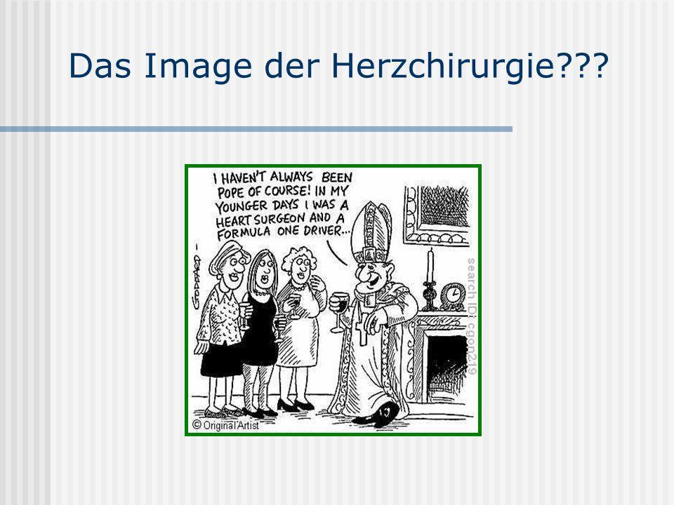 Herzchirurgie: Ein Kolibri-Fach??.