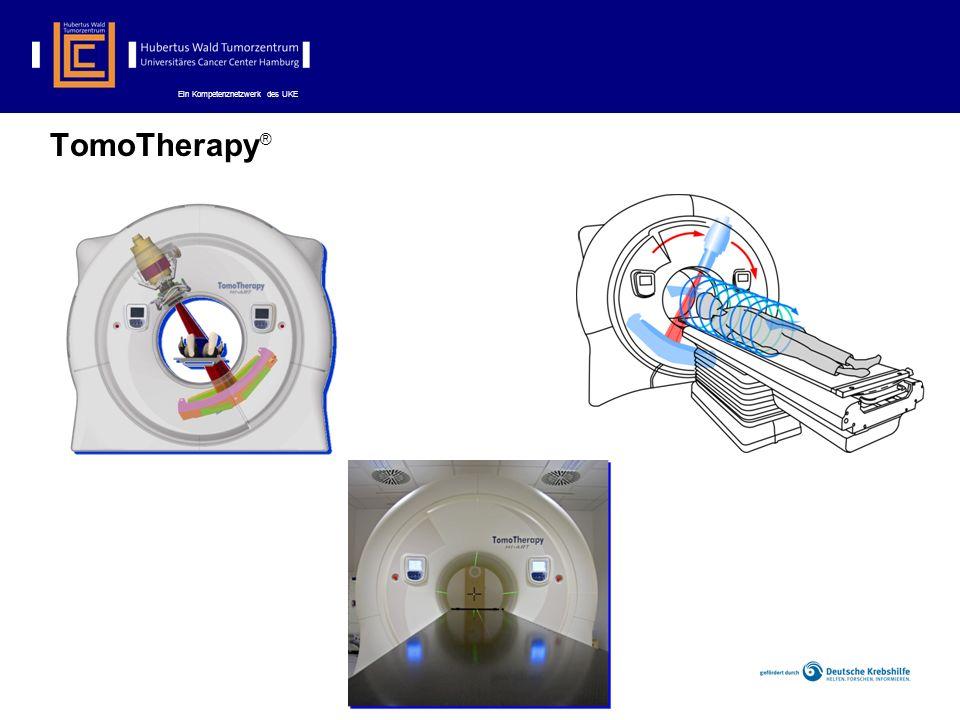 Ein Kompetenznetzwerk des UKE TomoTherapy ®