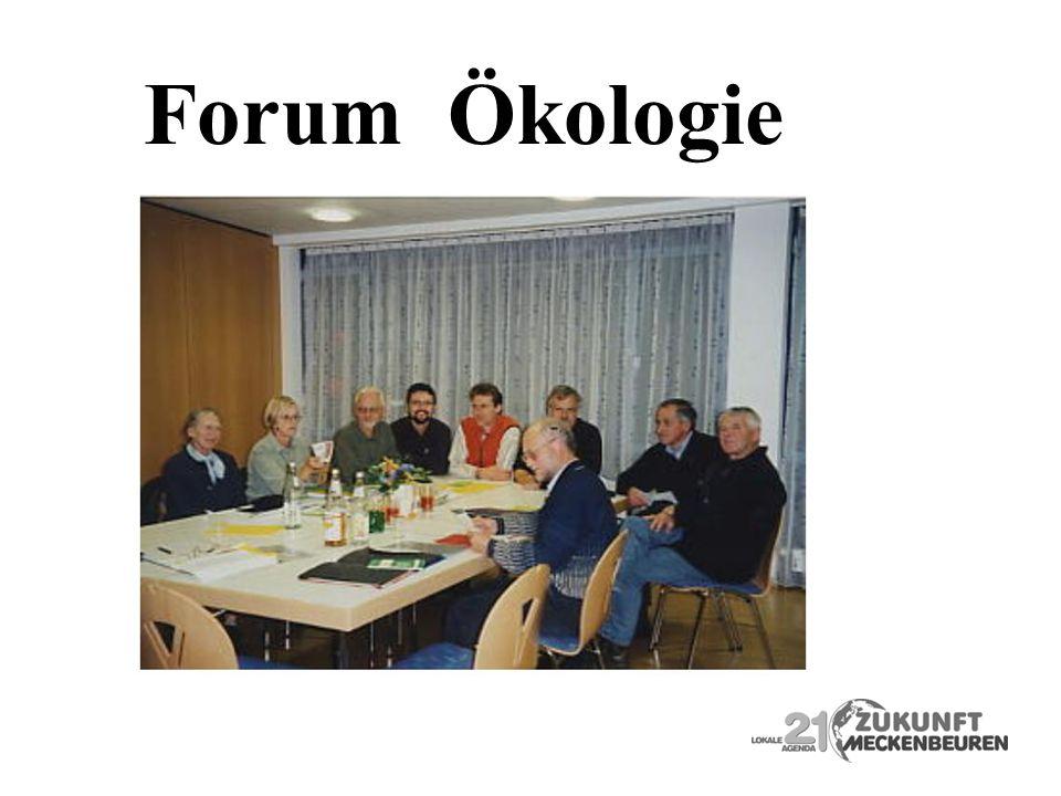 Forum Ökologie