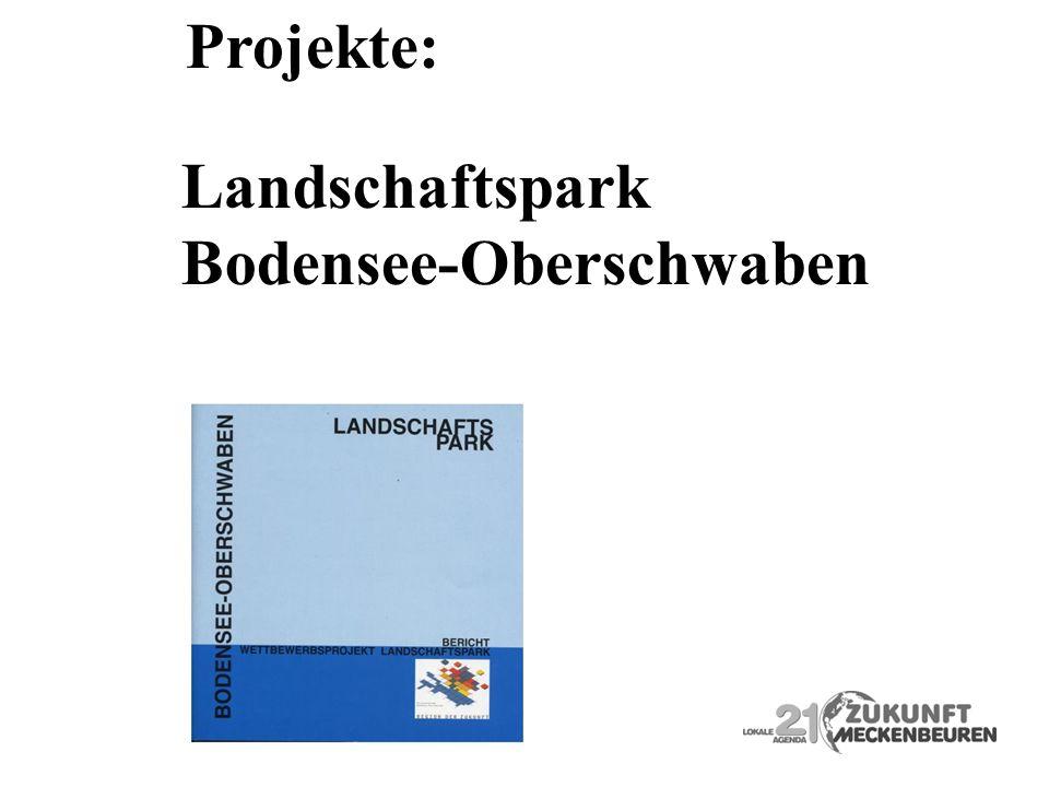 Projekte: Landschaftspark Bodensee-Oberschwaben