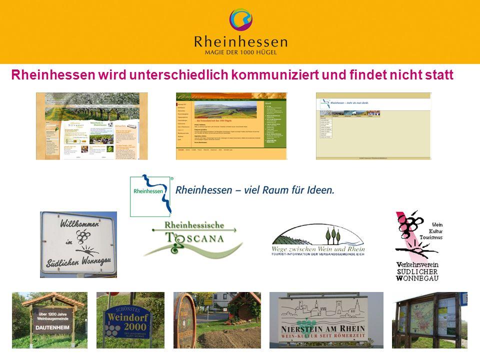 27 © 2006 PROJECT M / GfL Rheinhessen wird unterschiedlich kommuniziert und findet nicht statt