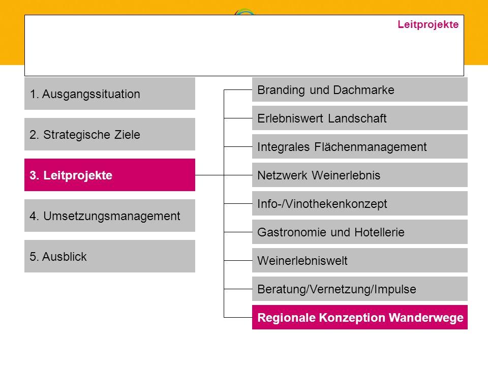 37 © 2006 PROJECT M / GfL Leitprojekte 1. Ausgangssituation 2. Strategische Ziele 3. Leitprojekte 4. Umsetzungsmanagement 5. Ausblick Branding und Dac