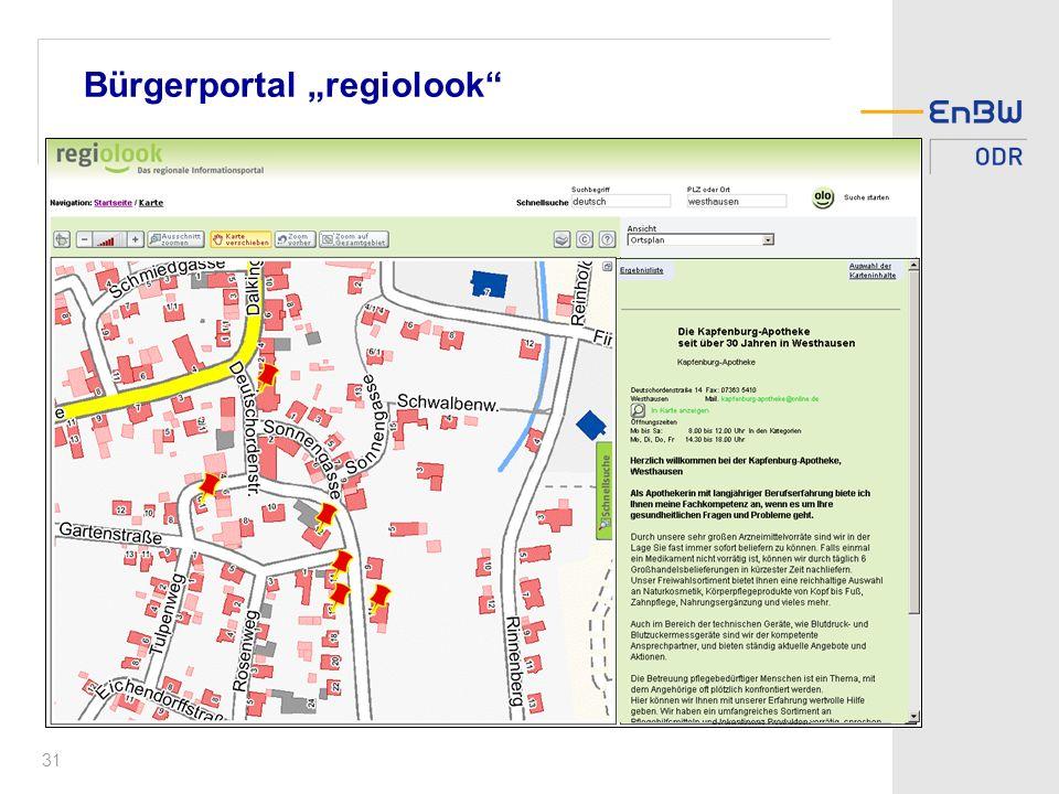 31 Bürgerportal regiolook