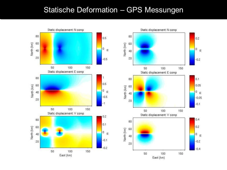www.geophysik.uni-muenchen.de -> Studium -> VorlesungenSeismology - Slide 38 Punktquelle – finite (große) Quellen The actual slip process is described