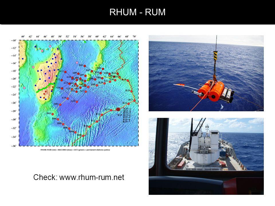 RHUM - RUM Check: www.rhum-rum.net