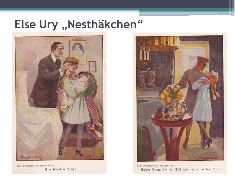 Else Ury Nesthäkchen