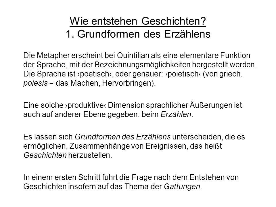 Kleist: Die heilige Cäcilie oder Die Gewalt der Musik.