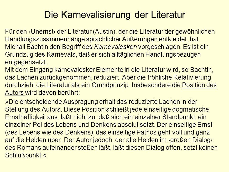 Rainald Goetz: »Abfall für Alle« (Online- Tagebuch 1998/99) »Zum ersten Mal also war ich unter meiner Adresse auf meiner Abfall Seite.