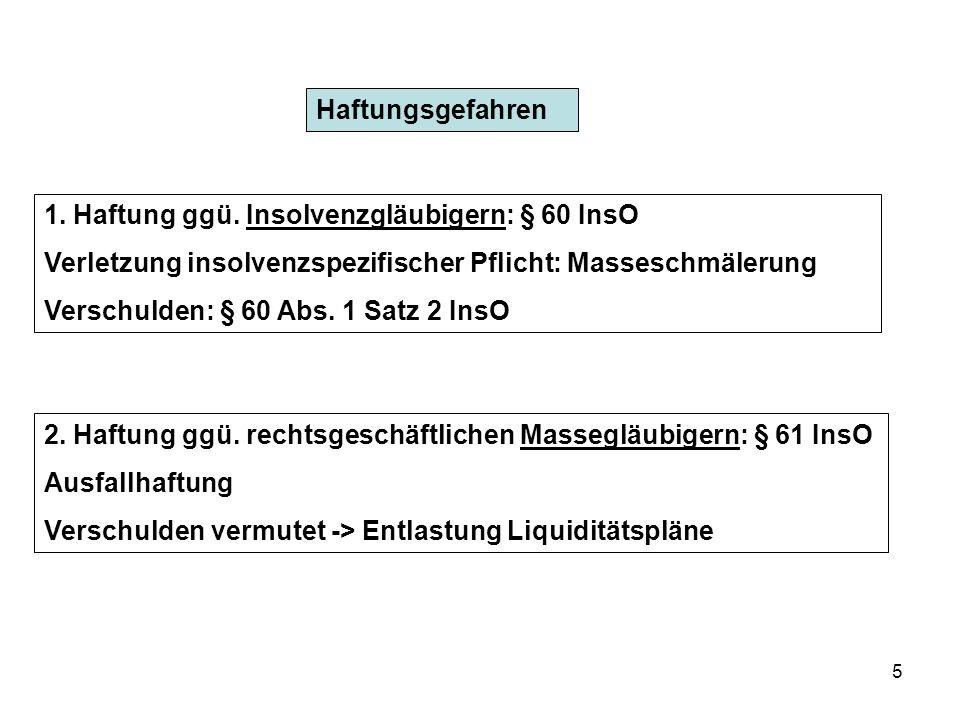 6 übertragende Sanierung 1.Weiterbestehen des Unternehmens, nicht des Unternehmensträgers -> nicht Reorganisation, sondern Verwertung 2.