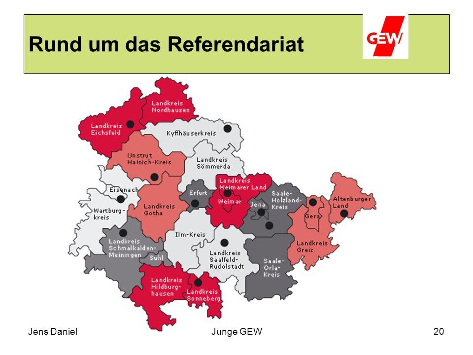 Jens DanielJunge GEW20 Rund um das Referendariat