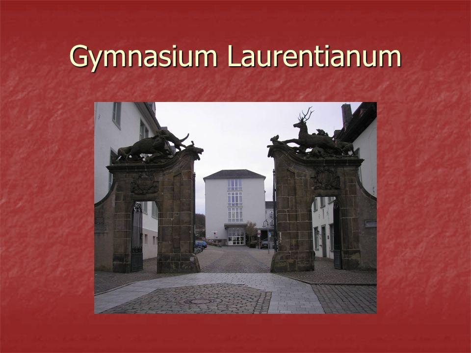 Gymnasium Laurentianum