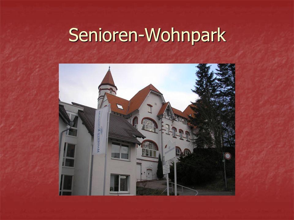 Senioren-Wohnpark
