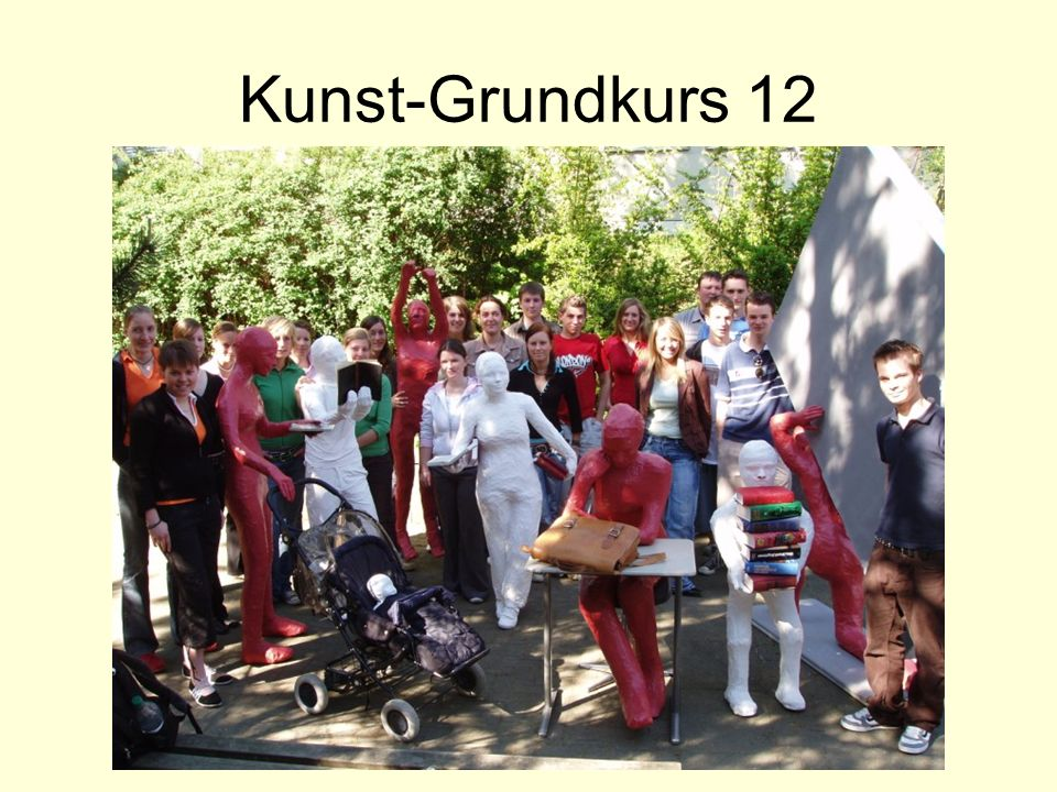 Kunst-Grundkurs 12