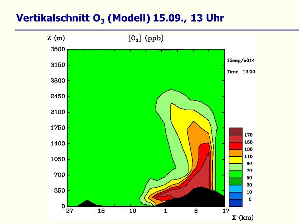 Vertikalschnitt O 3 (Modell) 15.09., 13 Uhr
