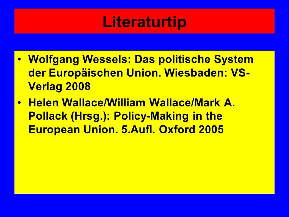 Das Schattenreich intermediärer Entscheidungsakteure Commission European Parliament COREPER Working Groups Council Expert Committees (more than 1000) Comitology Committees (more than 1000))