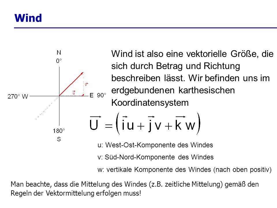 aus Häckel, 1999, vrändert Wind (NNE) (NE) (ENE) (ESE) (SE) (SSE) (E)