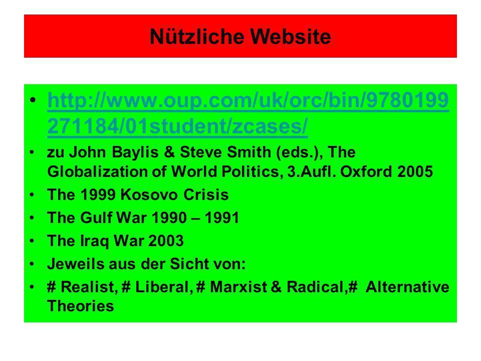 Nützliche Website http://www.oup.com/uk/orc/bin/9780199 271184/01student/zcases/http://www.oup.com/uk/orc/bin/9780199 271184/01student/zcases/ zu John