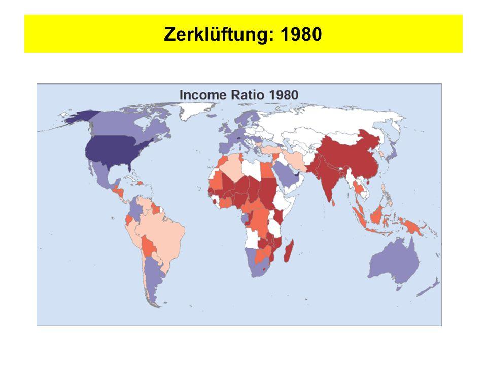 Zerklüftung: 1980