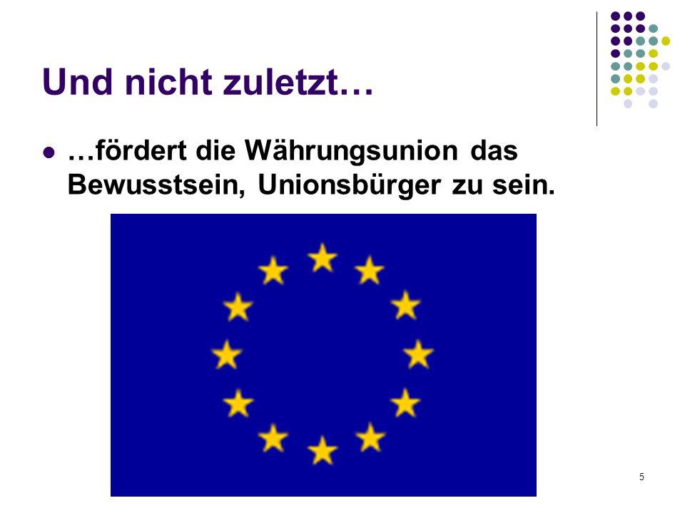 26 Etappen des Euro 1.Januar 2007: Als erster der neuen EU-Staaten wird Slowenien 13.