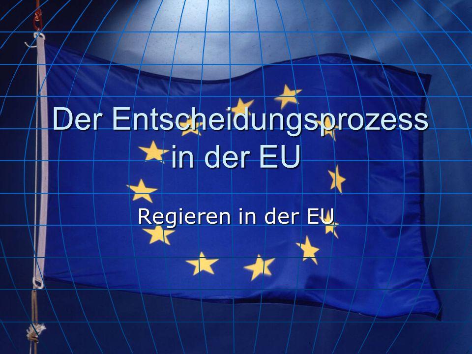 2 Europäischer Rat Staats- und Regierungschefs + Kommissionspräsident Rat der EU Europäisches Parlament Europäische Kommission EuGH Wirtschafts- und Sozialausschuss Europäische Investitionsbank Ausschuss der Regionen Rechnungshof Europäische Zentralbank Organe und Ausschüsse