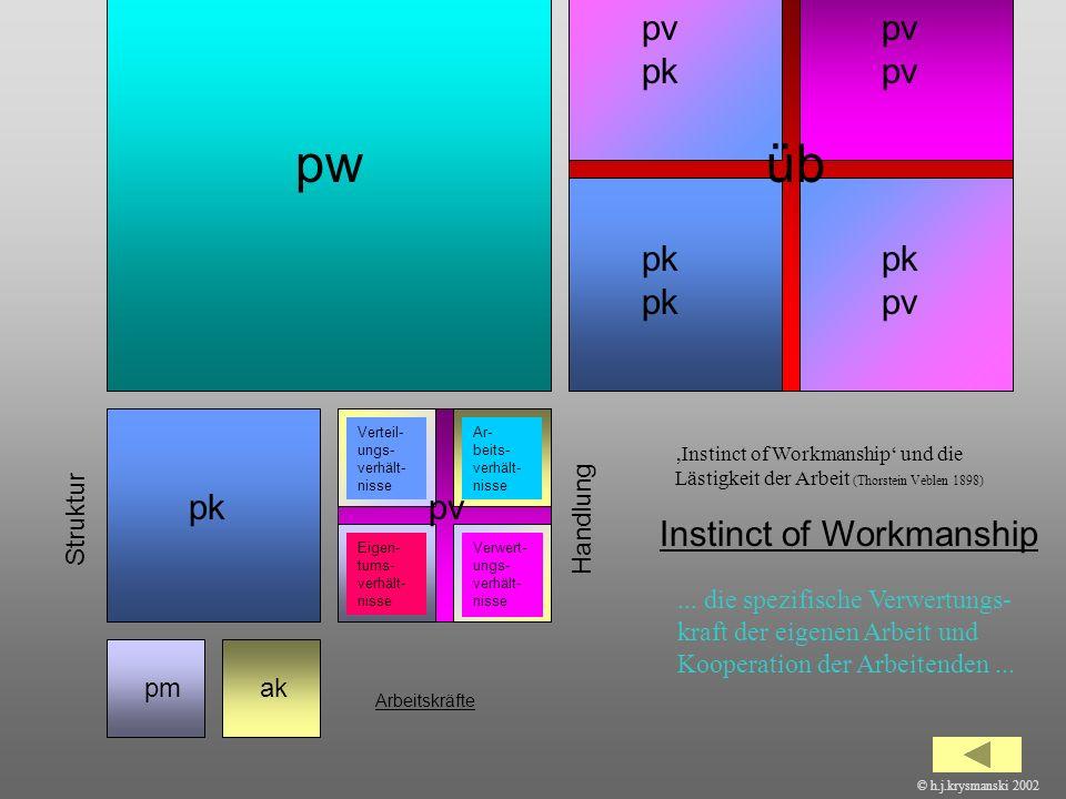 45 pmak pkpv pwüb pm ak pm pm ak ak pk pk pv pv pkpv Eigen- tums- verhält- nisse Ar- beits- verhält- nisse Verwert- ungs- verhält- nisse Verteil- ungs