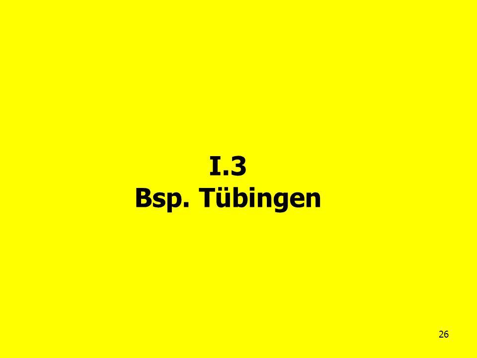 26 I.3 Bsp. Tübingen