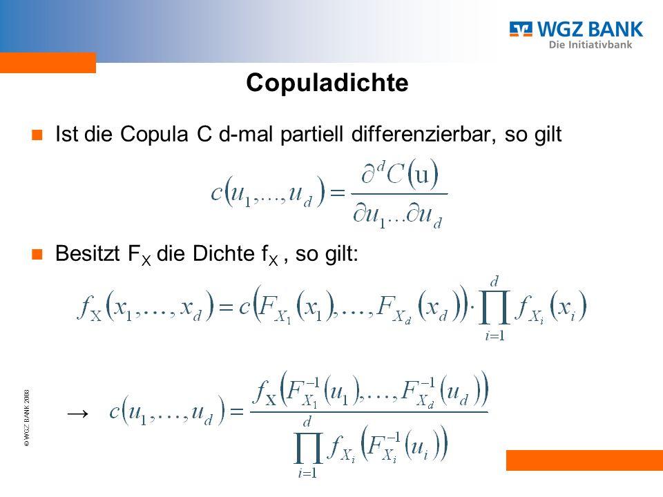 © WGZ BANK 2008 Variable Schwellenwerte (p=q) Allianz AG vs. BASF AG