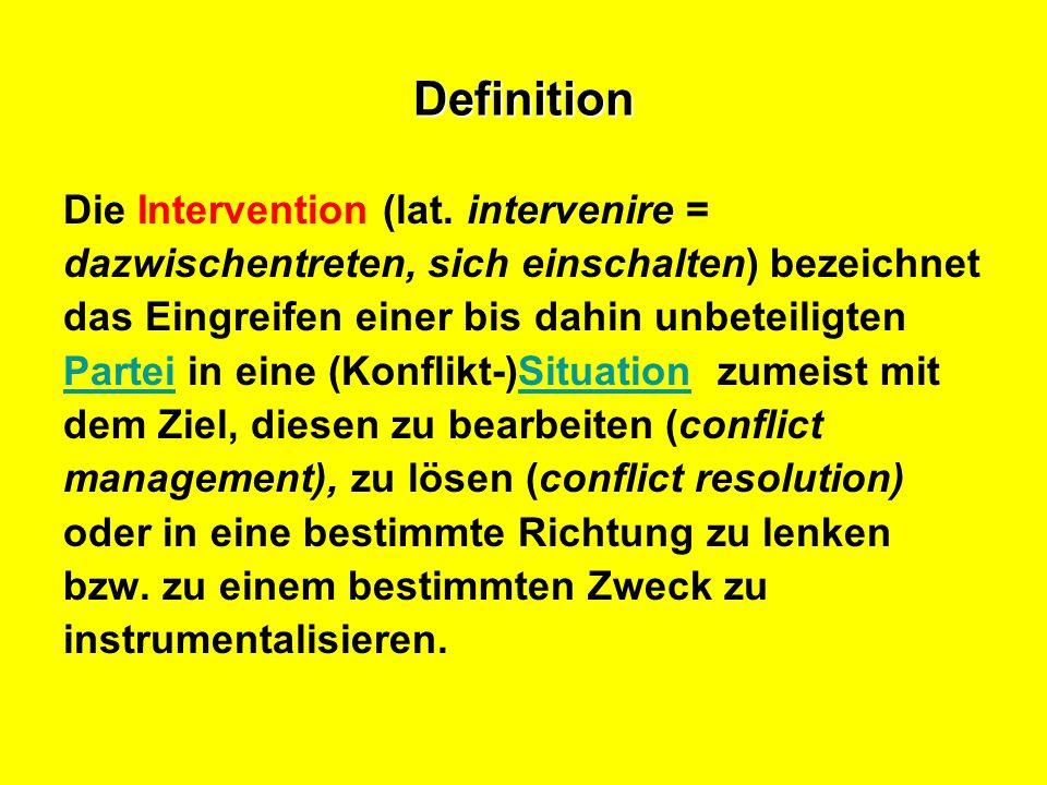 Genealogie der Erweiterung der Massnahmen aus Art.
