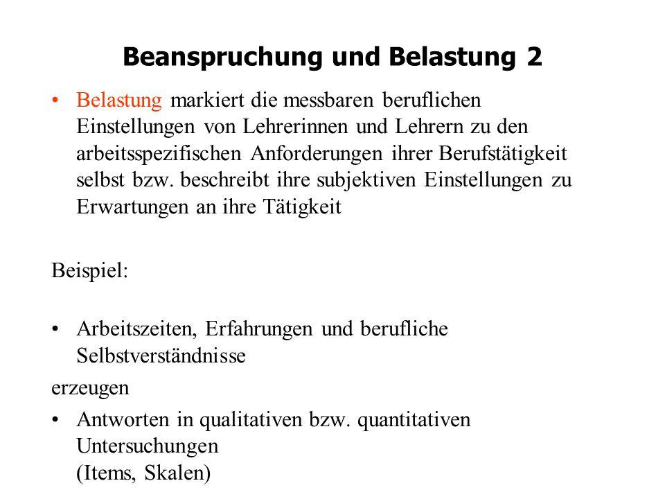 Benotung des Lehramtsstudium (stepwise) Studienangebot 1.