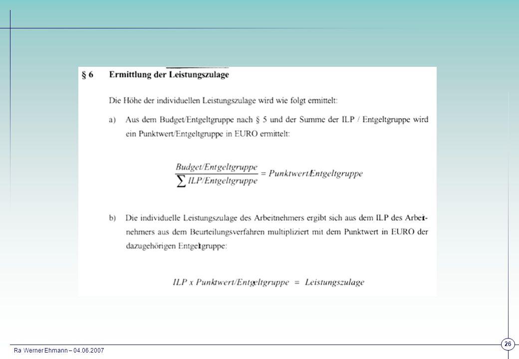Ra Werner Ehmann – 04.06.2007 26