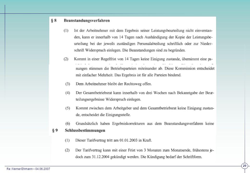 Ra Werner Ehmann – 04.06.2007 29