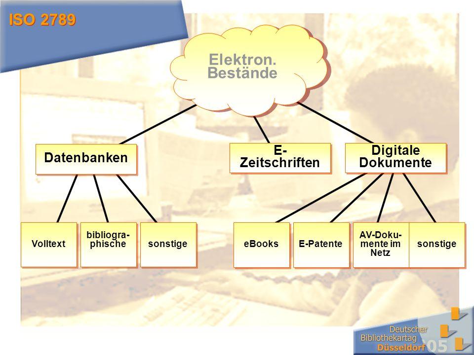 ISO 2789 Elektron.