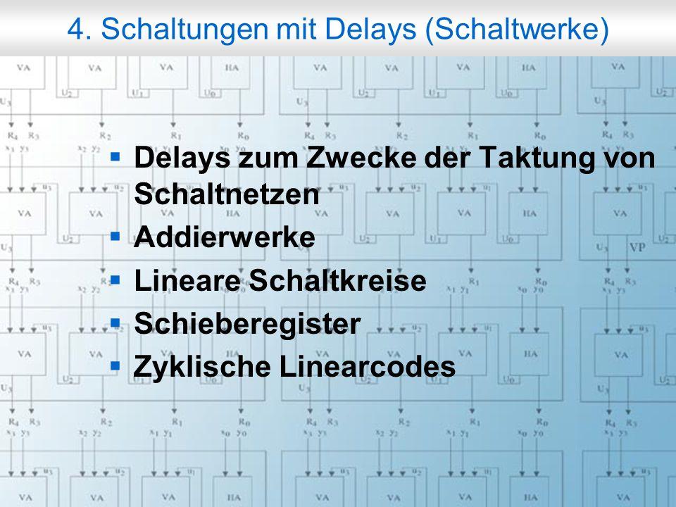 Rechneraufbau & Rechnerstrukturen, Folie 4.2 © W.Oberschelp, G.