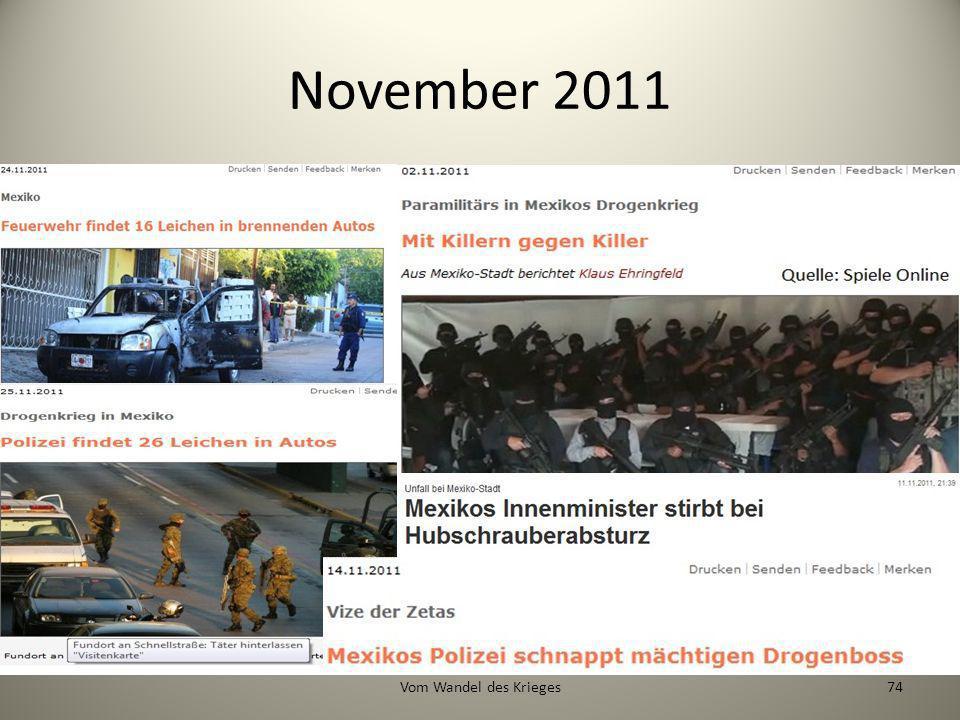 74Vom Wandel des Krieges November 2011