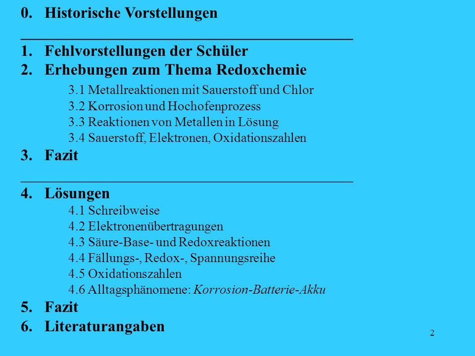 23 Problematik bei den Begründungen der Antworten Vor allem Schüler aus der Sekundarstufe I.