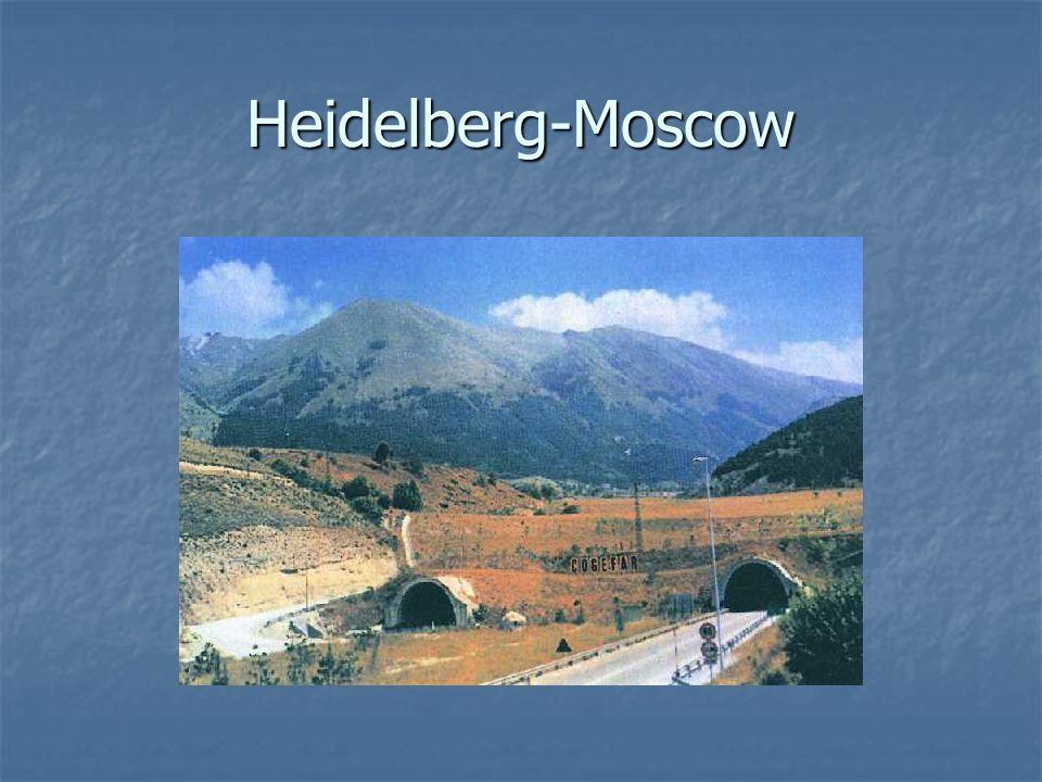 Heidelberg-Moscow
