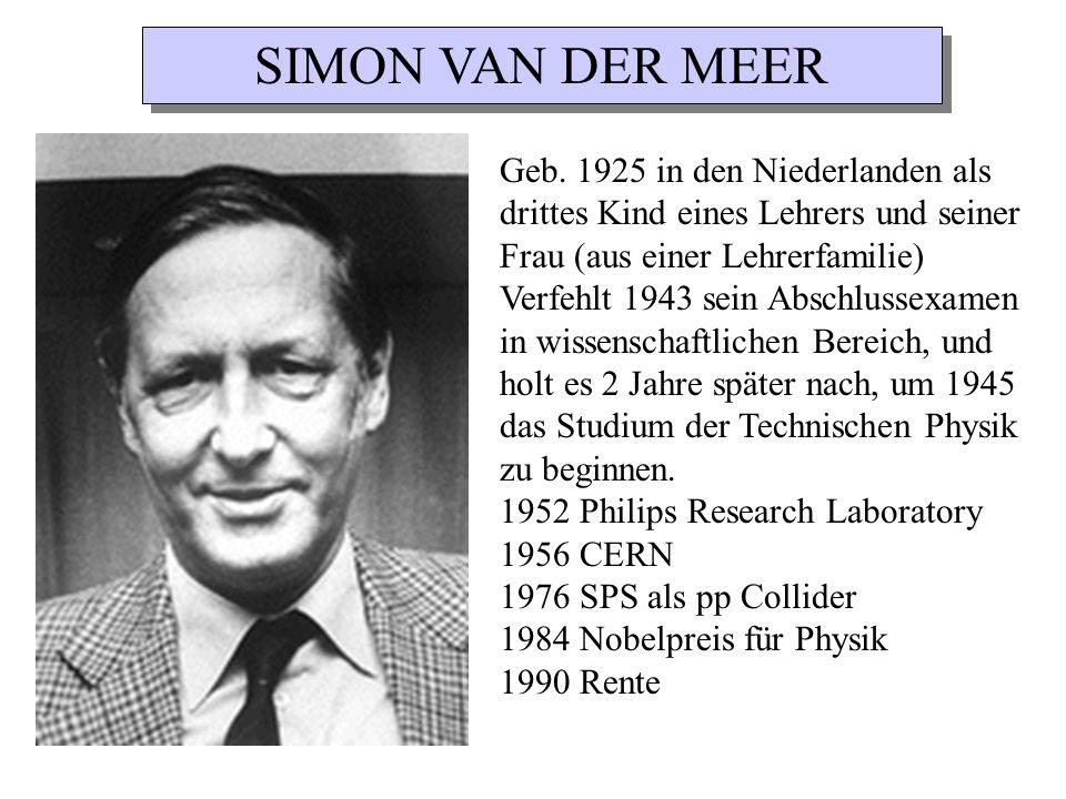 Geb. 1925 in den Niederlanden als drittes Kind eines Lehrers und seiner Frau (aus einer Lehrerfamilie) Verfehlt 1943 sein Abschlussexamen in wissensch