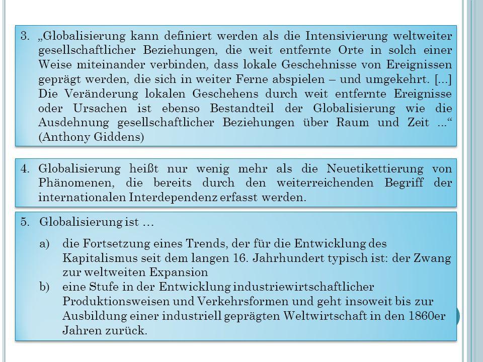 Literaturtipp Dirk Messner: Nationalstaaten in der Global Governance -Architektur.
