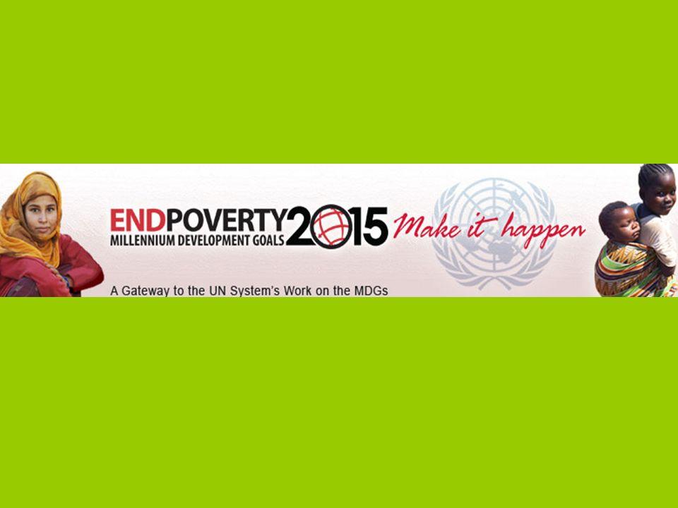 Internationale Ziele: Was will Entwicklungspolitik erreichen.