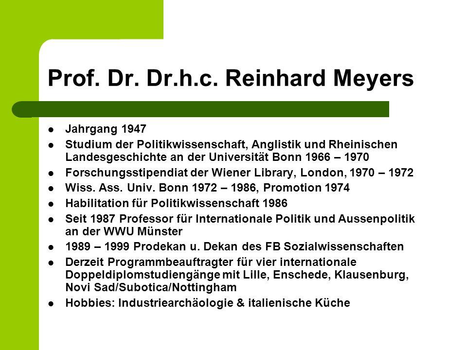 Prof. Dr. Dr.h.c.
