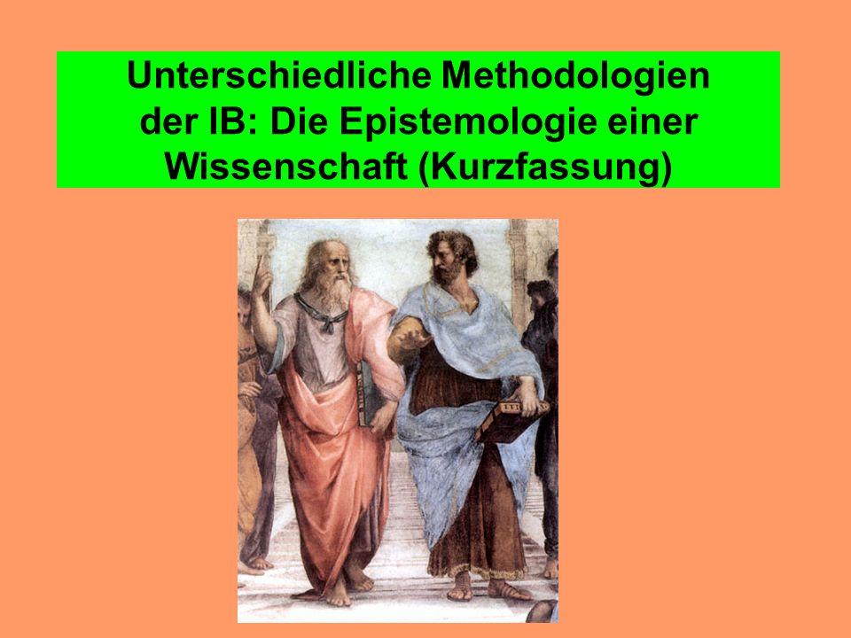 Literaturtipp Gerhard Schurz: Einführung in die Wissenschafts- theorie.