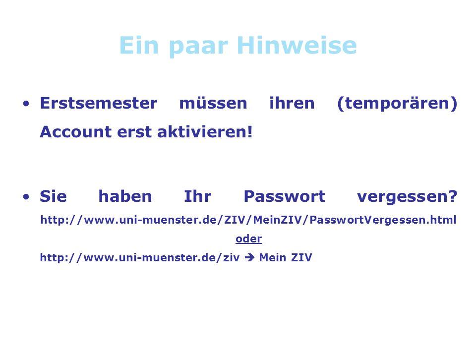 Geben Sie in ihrem Web-Browser folgende Adresse ein: https://learnweb.uni-muenster.de Rechts oben befindet sich der Login-Bereich. Hier können Sie sic